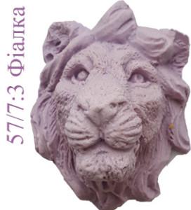 Фиалка фиалетовый Краситель Лев 5